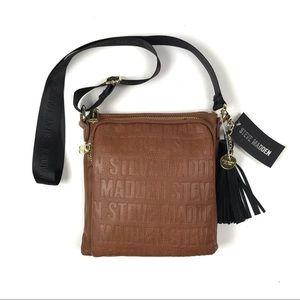 Steve Madden BGLAM LOGO Crossbody Bag